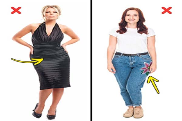 Effective and best ways to look skinny in one day-10 tricky ways
