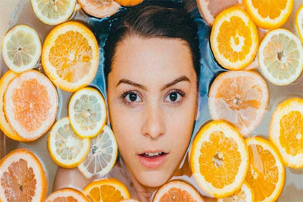 Vitamin C for your skin health- benefits