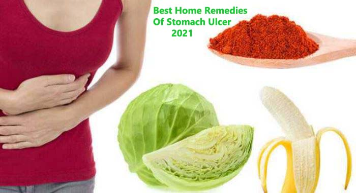 Best Home Remedies Of Stomach Ulcer 2021